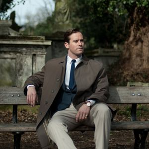 Alberto Giacometti, The Final Portrait : Photo Armie Hammer