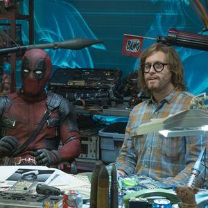 Deadpool 2 : Photo Ryan Reynolds, T.J. Miller