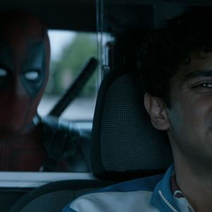 Deadpool 2 : Photo Karan Soni, Ryan Reynolds