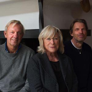 À la recherche d'Ingmar Bergman : Photo Ingmar Bergman, Jr., Margarethe von Trotta