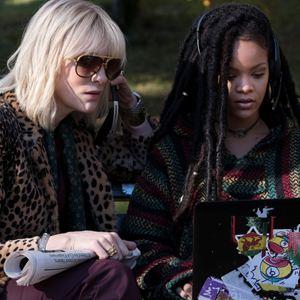 Ocean's 8 : Photo Cate Blanchett, Rihanna