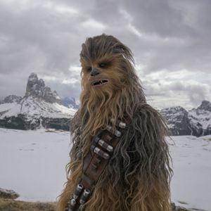 Solo: A Star Wars Story : Photo Joonas Suotamo