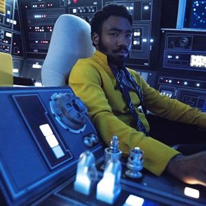 Solo: A Star Wars Story : Photo Donald Glover