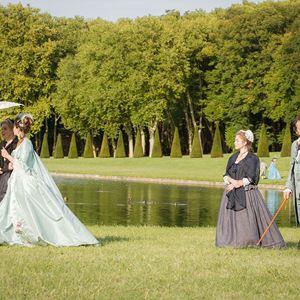 Mademoiselle de Joncquières : Photo Cécile de France, Edouard Baer