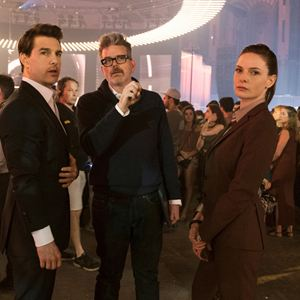 Mission Impossible - Fallout : Photo Christopher McQuarrie, Rebecca Ferguson, Tom Cruise