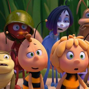 Maya l'abeille 2 - Les jeux du miel : Photo