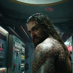 Aquaman : Photo Jason Momoa