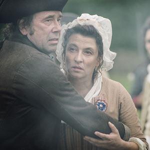 Un Peuple et son roi : Photo Noémie Lvovsky, Olivier Gourmet