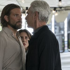 A Star Is Born : Photo Bradley Cooper, Lady Gaga, Sam Elliott