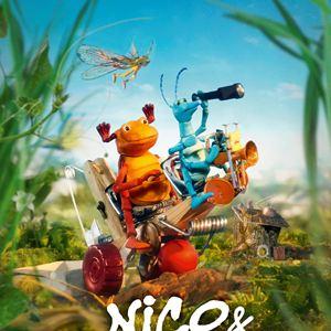 Nico et Patou : Affiche
