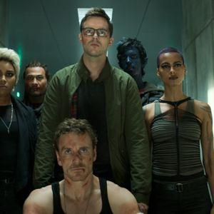 X-Men : Dark Phoenix : Photo Alexandra Shipp, Andrew Stehlin, Kodi Smit-McPhee, Kota Eberhardt, Michael Fassbender