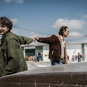 Undercover - Une histoire vraie : Photo Matthew McConaughey, Richie Merritt