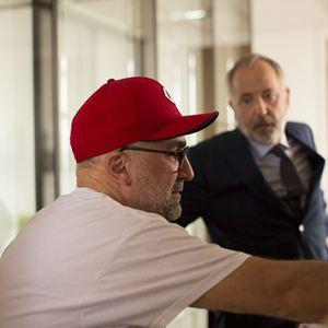 Un homme pressé : Photo Fabrice Luchini, Hervé Mimran