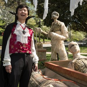 Chair de poule 2 : Les Fantômes d'Halloween : Photo Ken Jeong