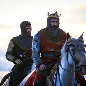 Outlaw King : Le roi hors-la-loi : Photo Billy Howle, Stephen Dillane
