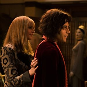 Bohemian Rhapsody : Photo Lucy Boynton, Rami Malek