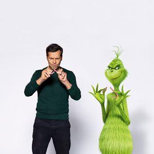 Le Grinch : Photo promotionnelle Laurent Lafitte