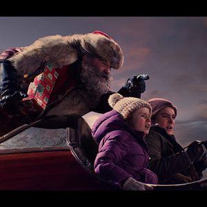 Les chroniques de Noël : Photo Darby Camp, Judah Lewis, Kurt Russell
