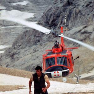 Cliffhanger, traque au sommet : Photo Sylvester Stallone