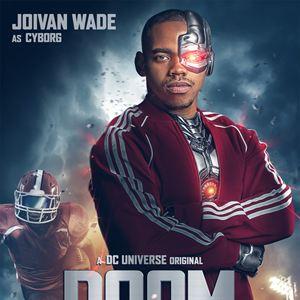 Doom Patrol : Affiche