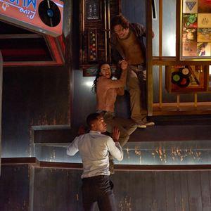 Escape Game : Photo Jay Ellis, Logan Miller, Taylor Russell McKenzie