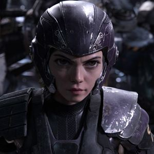 Alita : Battle Angel : Photo Rosa Salazar