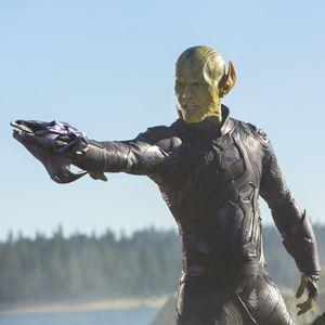 Captain Marvel : Photo Ben Mendelsohn