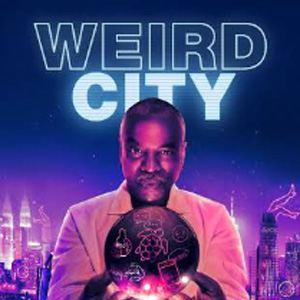 Weird City : Affiche