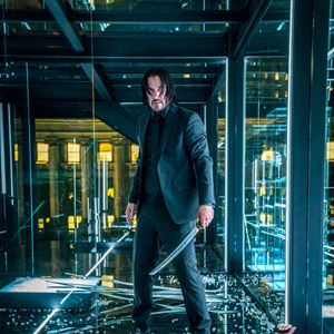 John Wick Parabellum : Photo Keanu Reeves