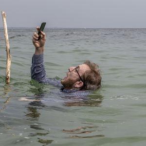 Selfie : Photo Sébastien Chassagne