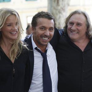 Photo Atmen Kélif, Gérard Depardieu, Virginie Efira