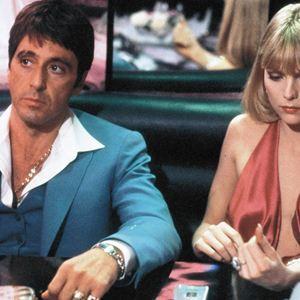 Scarface : Photo Al Pacino, Michelle Pfeiffer