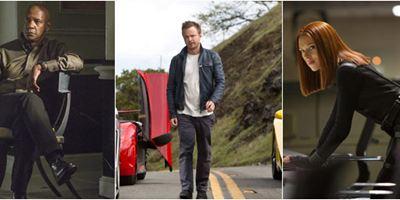 """""""Captain America"""", """"The Equalizer"""", """"Need for Speed"""": Toutes les photos cinéma de la semaine !"""