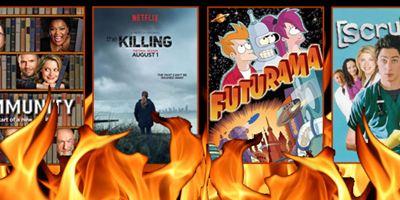 """""""Timeless"""", """"Community""""... Annulées puis sauvées, ces séries sont des miraculées !"""