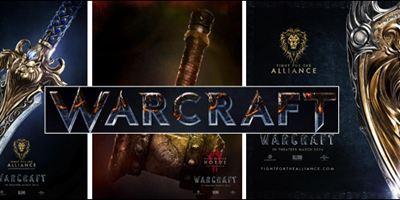 Warcraft : les premières affiches et les personnages dévoilés !