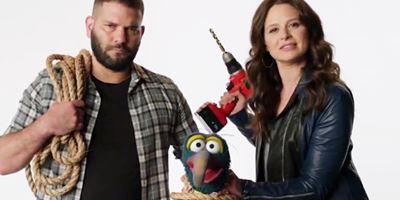 Les Muppets: quand les stars de Scandal menacent de tuer Gonzo !