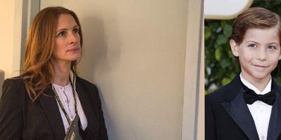 Julia Roberts face à Jacob Tremblay dans Wonder