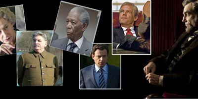 Les chefs d'Etats au cinéma : 16 destins croisés
