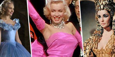 Cendrillon, Sissi, Moulin rouge...17 sublimes et fameuses robes de cinéma
