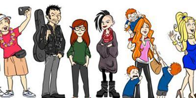 Daria : les personnages 20 ans après !