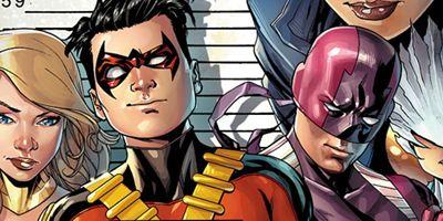 Titans : la série DC relancée grâce à la plateforme Warner