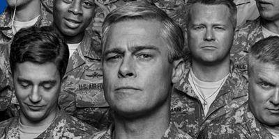 Brad Pitt prêt à gagner la guerre dans la nouvelle bande-annonce de War Machine