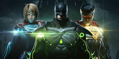 Injustice 2 : Warner lance le Trailer final de son jeu de Super-héros DC