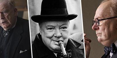 Gary Oldman, Brian Cox, Richard Burton... Les visages de Churchill à l'écran