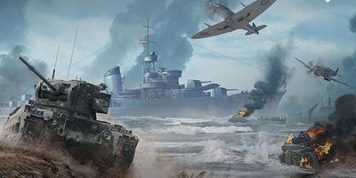 """L'éditeur de jeux vidéo Wargaming et Warner Bros. s'associent pour promouvoir """"Dunkerque"""""""