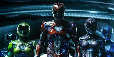 Power Rangers : un échec dans les salles US mais un succès en vidéo