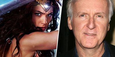 """James Cameron tacle """"Wonder Woman"""", Patty Jenkins lui répond sèchement"""