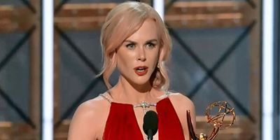 Emmys 2017 : le discours vibrant de Nicole Kidman sur la violence conjugale