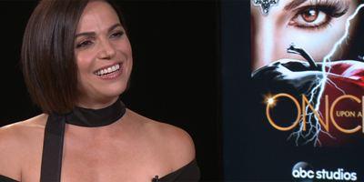 """Once Upon a Time : Selon Lana Parrilla, c'est """"un nouveau livre"""" qui s'ouvre avec la saison 7"""