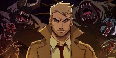 Constantine : la série animée s'affiche au Comic-Con de NewYork